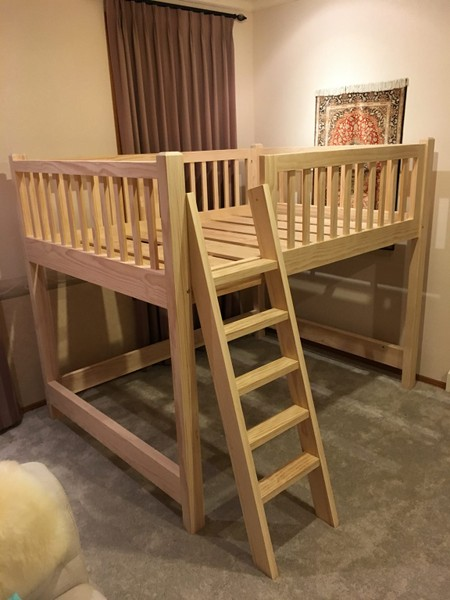 Bunk Beds And Loft Beds Queen Size Solid Wood Made In Nz Trade Me