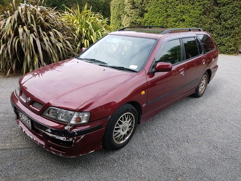 Nissan Primera SR20VE hyper CVT **PARTS WRECKING** | Trade Me