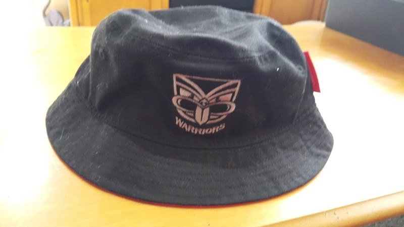 Warriors Bucket Hat Kids  7da2285ee58
