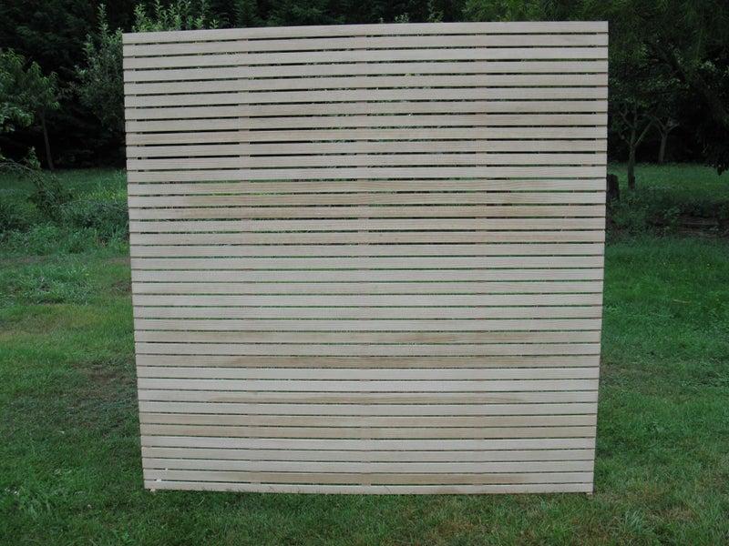 Trellis Panel UNFRAMED Oriental 1 8 x 1 8 10ml gap