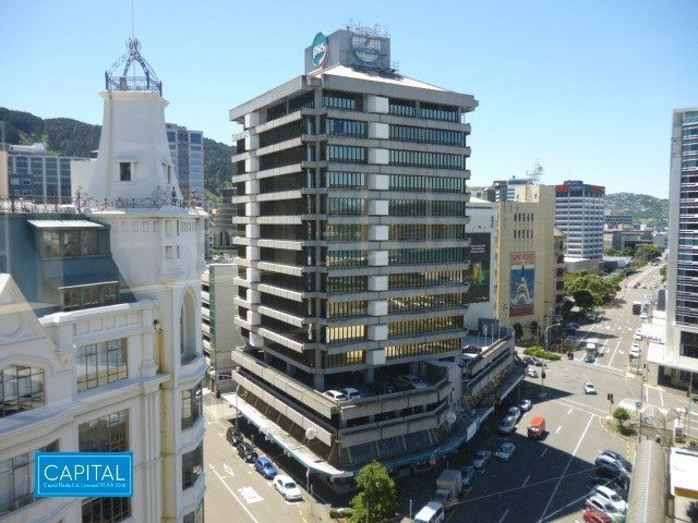 264 sqm Refurbished CBD Tenancy