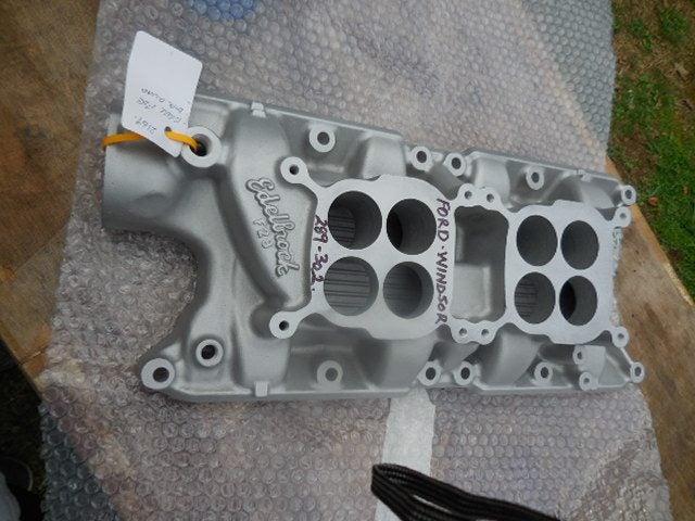 Ford SB Windsor 289/302 Edelbrock Dual Quad intake  | Trade Me