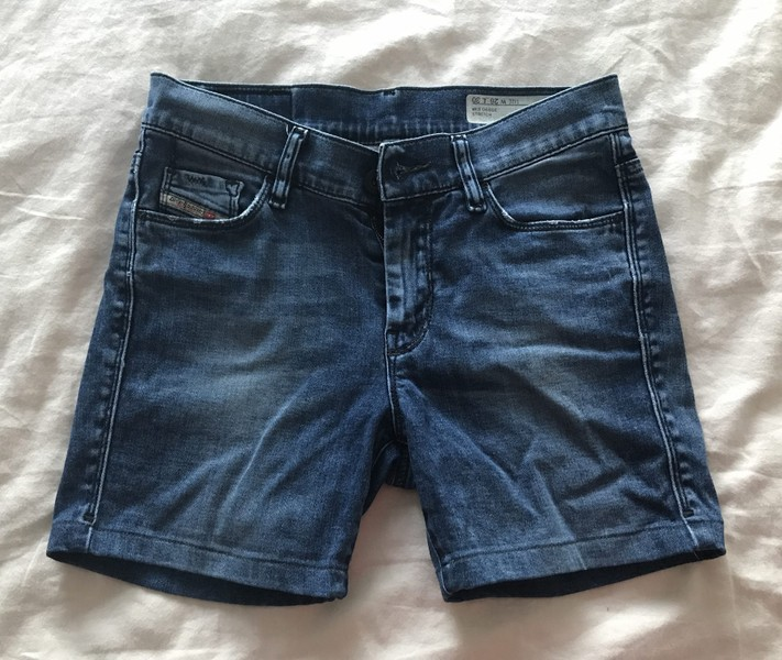 DIESEL SHORTS REALLY COOL  2397341d887ce
