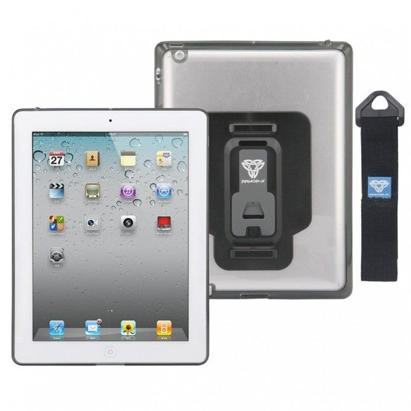 Armor X Apple Ipad 2 3 4 Protective Case With Handstrap