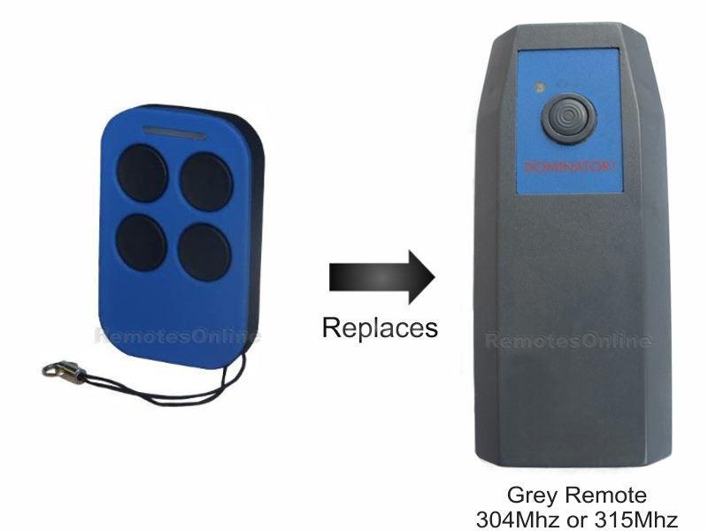 Ads 315mhz Garage Door Remote Trade Me