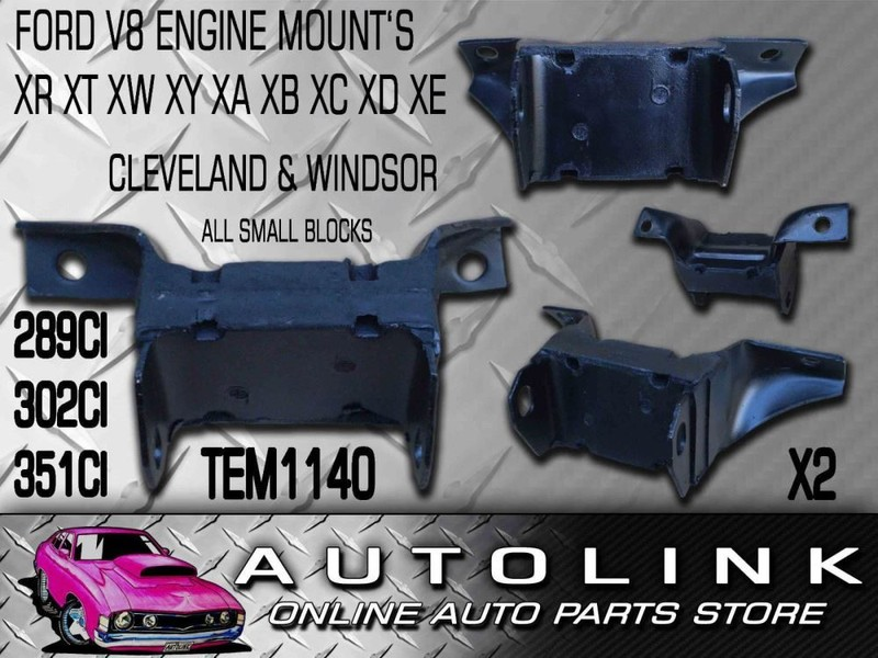 FRONT ENGINE MOUNT SUIT FORD FAIRLANE V8 289 302 351