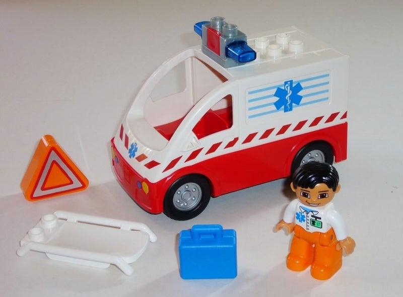 Duplo 4979 Ambulance Trade Me
