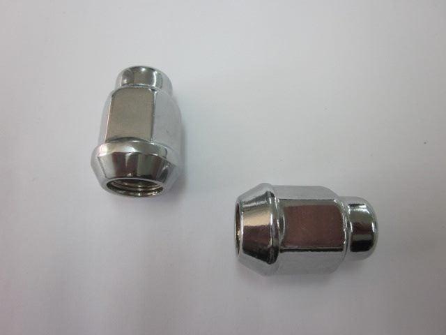 Wheel Nuts 7 16 Acorn Bulge Chrome 20 1702