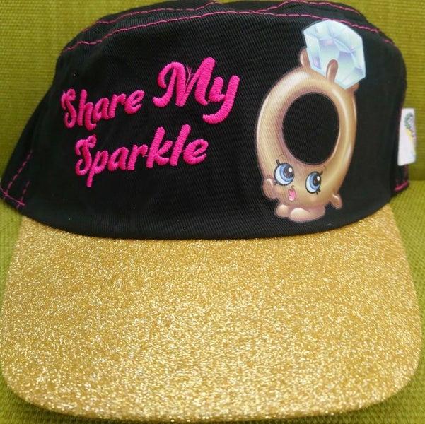 Shopkins Hat Limited Edition Roxy Ring Cadet Hat  e2a25574e59
