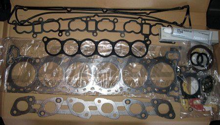Genuine Nissan S1 S2 RB25DET RB25DE Gasket kit   Trade Me