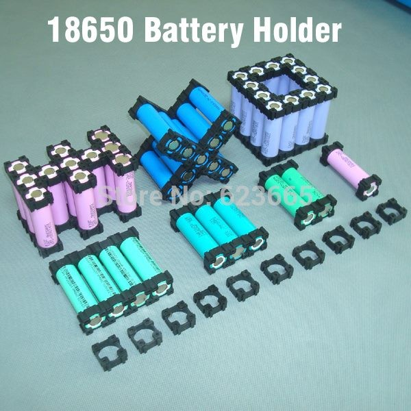 18650 battery holder bracket DIY Battery Pack