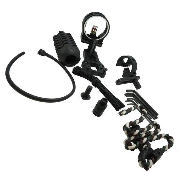 Safari Choice Archery 5-Pin 0.029 Bow Sight