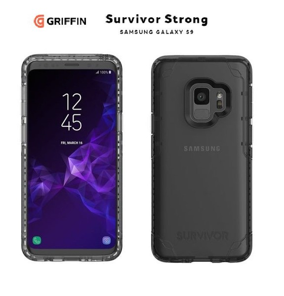 new products a1d80 25f45 Samsung Galaxy S9 Rugged Case