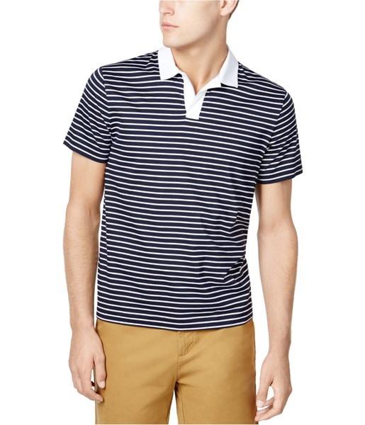 682abcc9 Tommy Hilfiger Mens Custom-Fit Stripe Rugby Polo Shirt | Trade Me