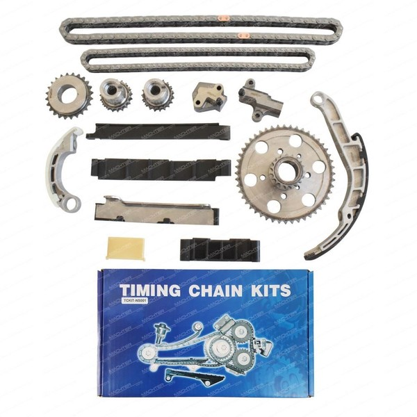 Timing Chain Kit Fits Nissan CABSTAR NAVARA Pathfinder Cabstar 2.5 TD YD25DDTI