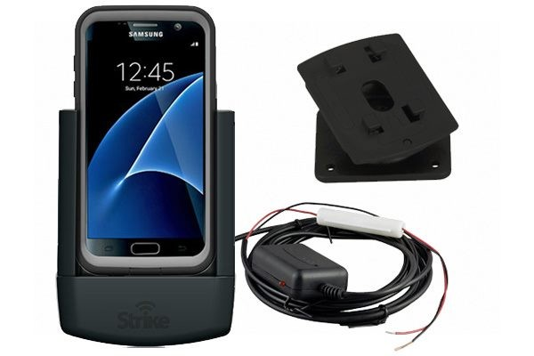detailed look dc4d0 a5e24 STRIKE ALPHA SAMSUNG GALAXY S7 CRADLE FOR LIFEPROOF CASE QI WIRELESS  CHARGING