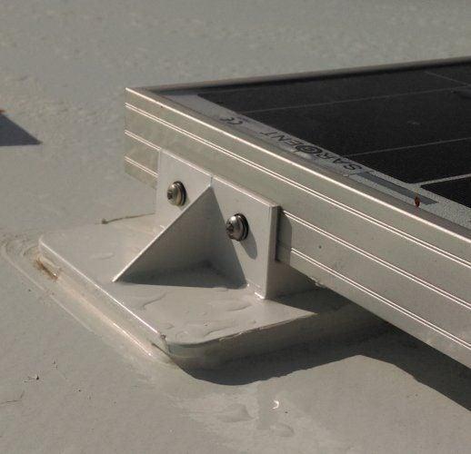 Solar Panel Mounting Bracket | Trade Me