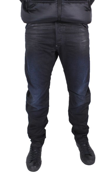 5c5c749848f G-Star Arc Zip 3D Loose Tapered Dark Aged Effer Denim Jeans | Trade Me