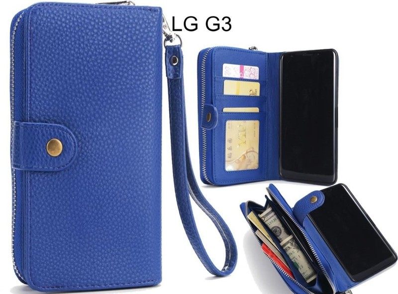 check out e696b ede9a LG G3 coin wallet case full wallet leather case