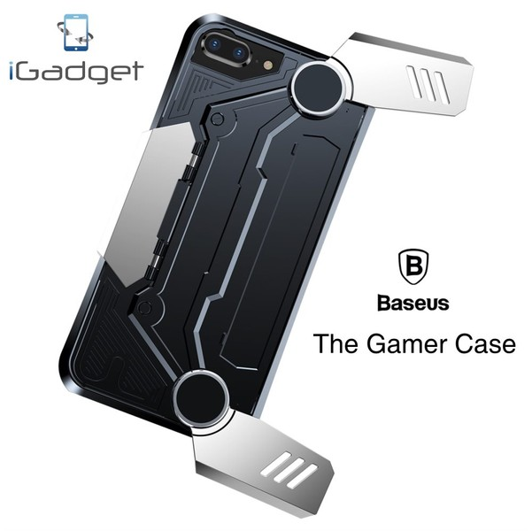 best loved 9079f 41c80 PUBG Fortnite Mobile Controller Case for iPhone 7/8 Plus