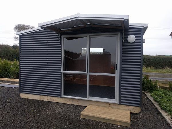 Large Portable Cabin for Sale 2 4m x 4 15m   Trade Me