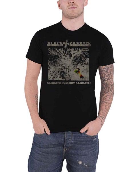 2777cf1fb Black Sabbath T Shirt Sabbath Bloody Sabbath Vintage new Official Mens Black  | Trade Me