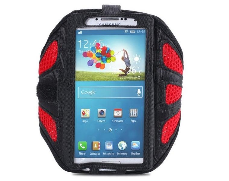 sale retailer da1b8 7021f Samsung S5 Sport Arm Band Waterproof