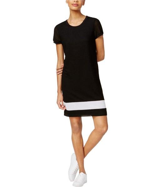3ee78889b81e5 bar III Womens Textured Shirt Dress | Trade Me