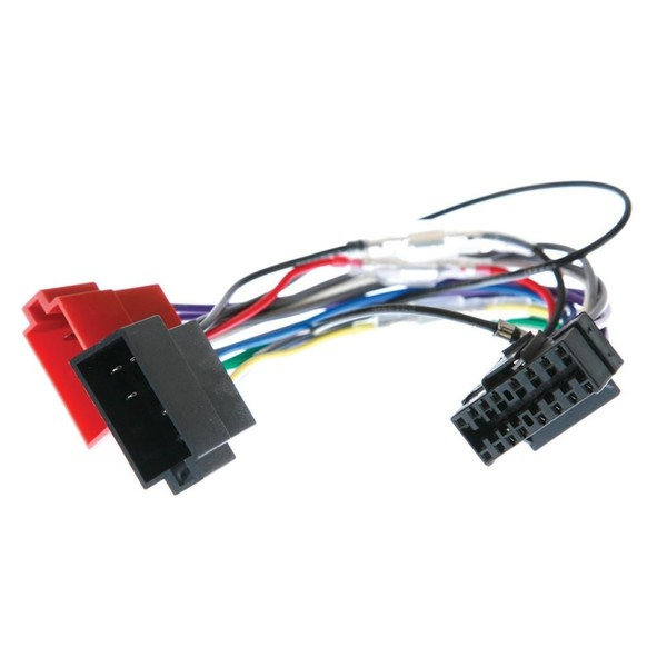 Harness Clarion To Iso 12 Pin   Trade Me on 12 pin voltage regulator, toyota stereo wiring harness, 12 pin power supply,