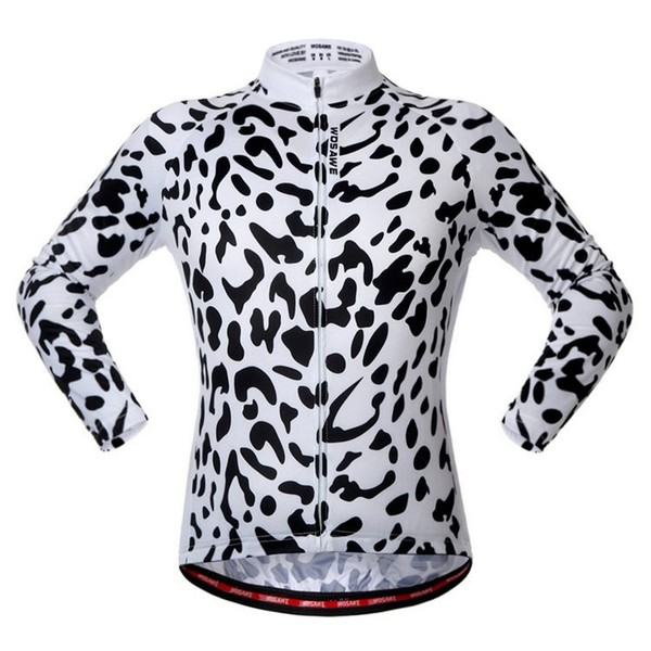 0569b0362 Quick Dry Autumn Men Cycling Jersey Shirts Bicycle Bike MTB Coat Tops  Reflective