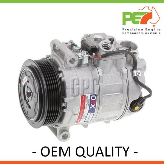 OEM QUALITY* Air Conditioning Compressor For Mercedes-benz