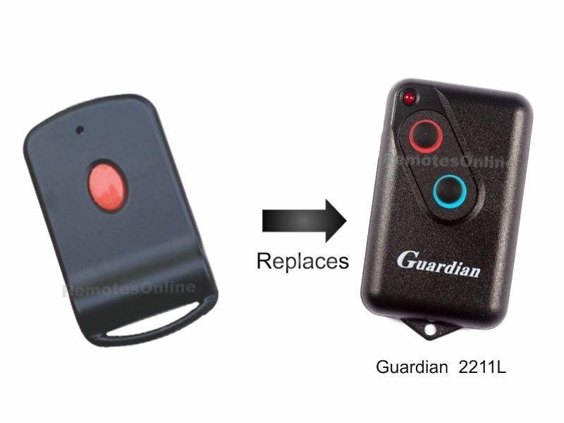 Guardian Garage Door Remote Trade Me
