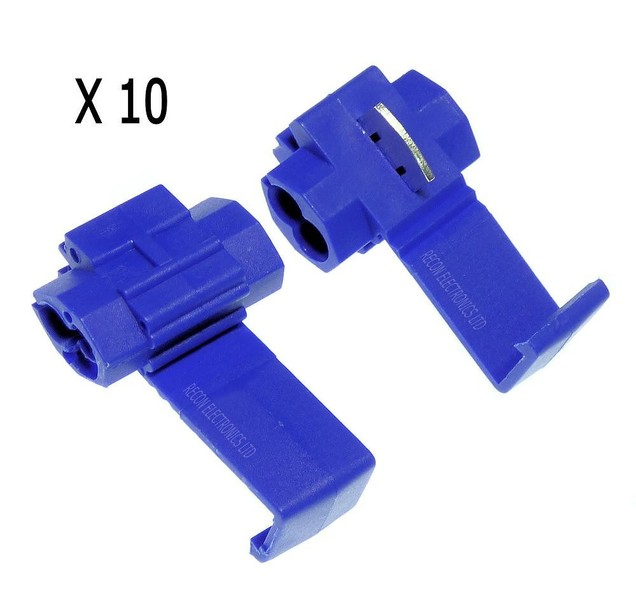Outstanding Wire Connectors X10 Quick Splice Automotive Cable Connectors Wiring Digital Resources Llinedefiancerspsorg