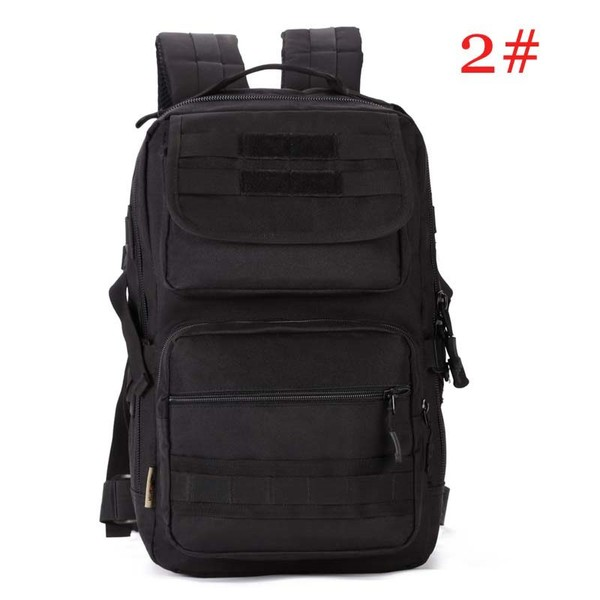 Military Tactical Backpack Laptop Bag Waterproof Outdoor Hiking Camping  Rucksack  97896dcce5856