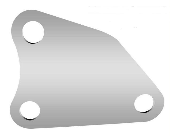 EGR Blanking Plate fit for Nissan Patrol GU ZD30 Common Rail Diesel