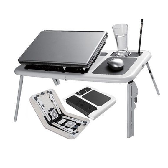 Foldable Laptop E Table Notebook Desk