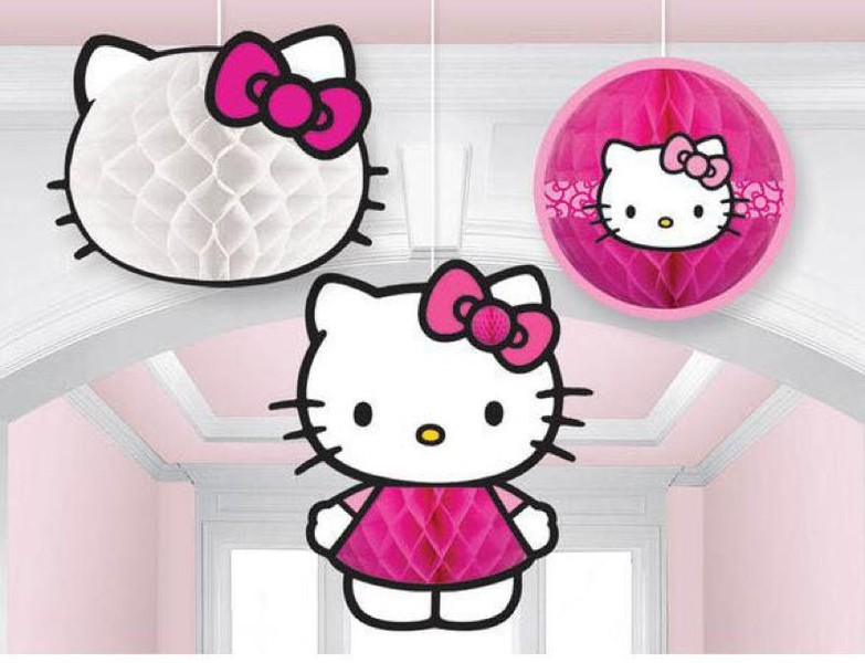 Hello Kitty Hanging Decorations Official Licensed Trade Me