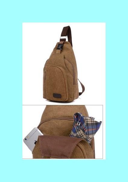 989d04dffd Messenger Bag Men Woman Travel Hiking Sport Canvas