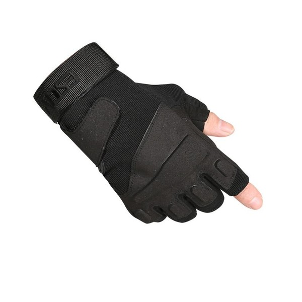Men Military Tactical Gloves Outdoor Sport Hiking Cycling Gloves Half-Finger