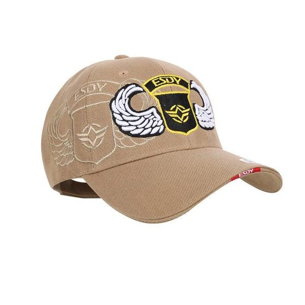 Men Snapback Tactical Hat Army Tactical Baseball Cap Camouflage Caps Hiking   2f2702b2f9b