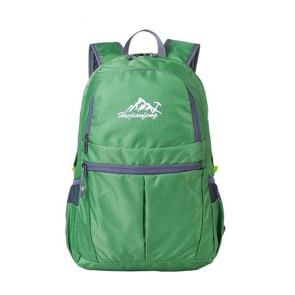 Outdoor Sports Backpack Ultra-light Hiking Climb Bags Trekking Rucksack Foldable | Trade Me