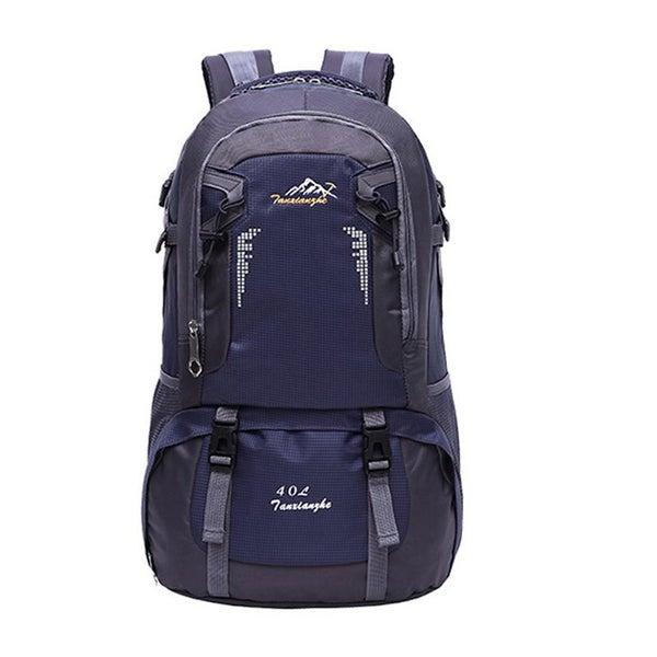 niedrigster Rabatt neue sorten Heiß-Verkauf am neuesten 60L Outdoor Sprot Backpacks Hiking Trekking Rucksack Climbing Camping  Travel Bag