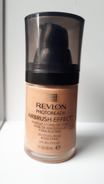 Revlon Photoready Airbrush Effect Makeup Shade 007 Cool Beige