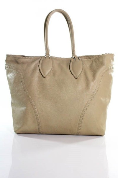 3745c3f16f90 Alaia Beige Leather Structured Woven Embellished XLarge Tote Shopper Bag |  Trade Me