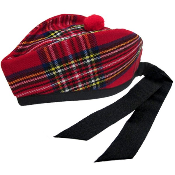 e49697f9d Kilt Hat/Glengarry - Royal Stewart 56 UK