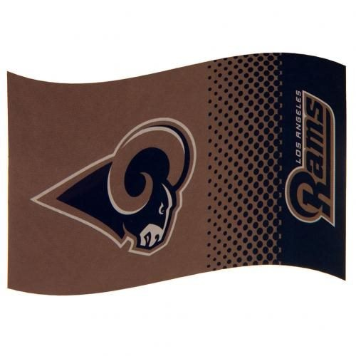 Los Angeles Rams Flag FD Official Licensed Product