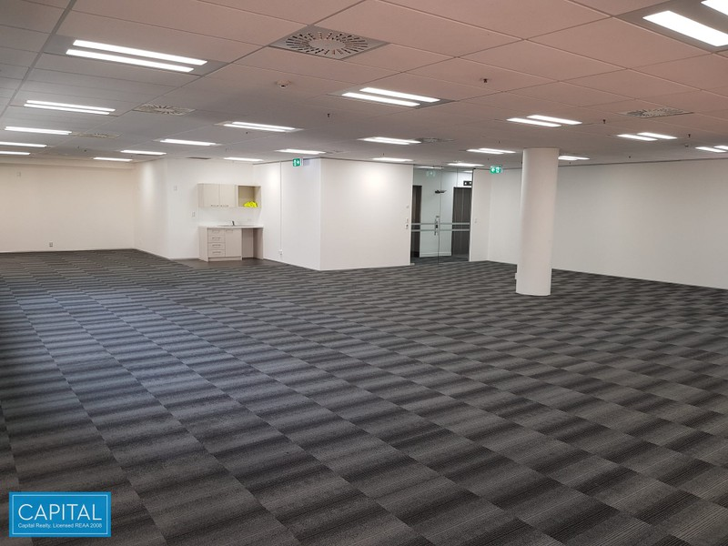 228 sqm Quality Open Plan Tenancy