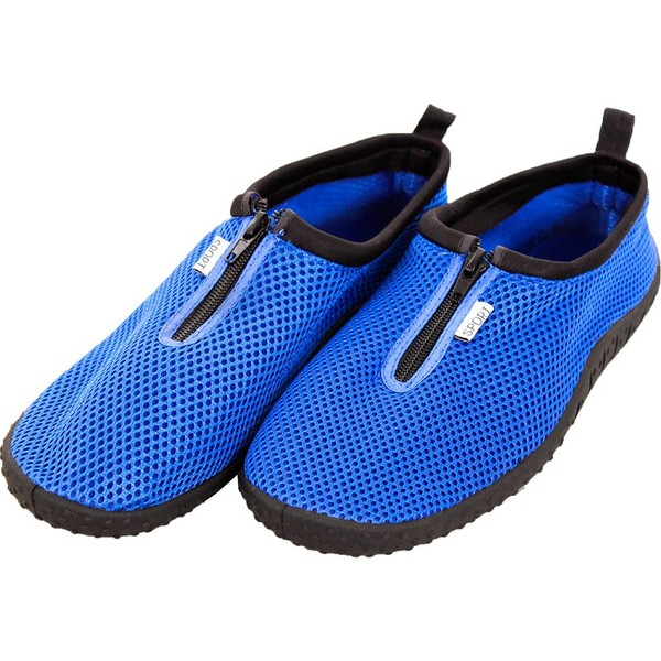 ca0701c6b0f5 Womens Aqua Socks Water Shoes Blue 10