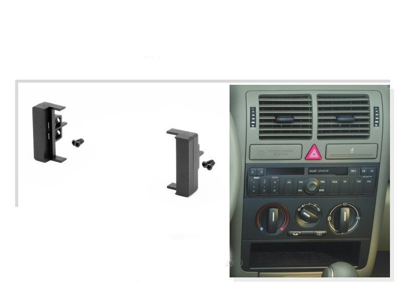 Car Stereo Fitting Near Me >> Car Stereo Fitting Kit For Audi A2 A3 A4 A6 Trade Me