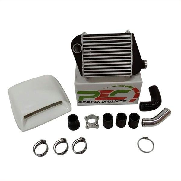 PEC PREMIUM* Top Mount Intercooler Kit For Toyota Hilux 02-05 1KZ-TE